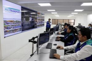 ALISTAN FISCALIZACIÓN ELECTRÓNICA EN CORREDORES COMPLEMENTARIOS