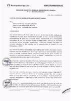 Resolución de la Oficina General de Administración y Finanzas N° 001-2019-MML/IMPL/OGAF
