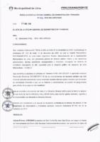 Resolución de la Oficina General de Administración y Finanzas N° 002-2018-MML/IMPL/OGAF