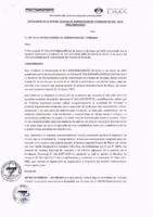 Resolución de la Oficina General de Administración y Finanzas N° 002-2019-MML/IMPL/OGAF