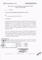 Resolución de la Oficina General de Administración y Finanzas N° 003-2018-MML/IMPL/OGAF