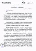 Resolución de la Oficina General de Administración y Finanzas N° 004-2019-MML/IMPL/OGAF