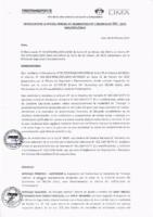 Resolución de la Oficina General de Administración y Finanzas N° 005-2019-MML/IMPL/OGAF