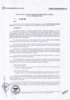 Resolución de la Oficina General de Administración y Finanzas N° 006-2018-MML/IMPL/OGAF