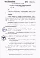 Resolución de la Oficina General de Administración y Finanzas N° 007-2019-MML/IMPL/OGAF