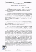 Resolución de la Oficina General de Administración y Finanzas N° 008-2018-MML/IMPL/OGAF