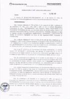 Resolución de la Oficina General de Administración y Finanzas N° 009-2018-MML/IMPL/OGAF