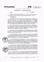 Resolución de la Oficina General de Administración y Finanzas N° 010-2019-MML/IMPL/OGAF