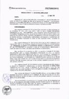Resolución de la Oficina General de Administración y Finanzas N° 011-2018-MML/IMPL/OGAF
