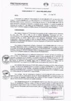 Resolución de la Oficina General de Administración y Finanzas N° 011-2019-MML/IMPL/OGAF