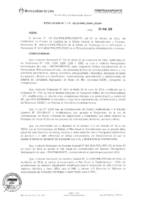 Resolución de la Oficina General de Administración y Finanzas N° 012-2018-MML/IMPL/OGAF