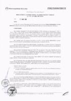 Resolución de la Oficina General de Administración y Finanzas N° 015-2018-MML/IMPL/OGAF