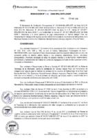 Resolución de la Oficina General de Administración y Finanzas N° 016-2018-MML/IMPL/OGAF