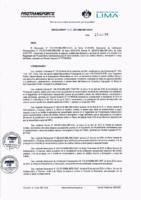 Resolución de la Oficina General de Administración y Finanzas N° 016-2019-MML/IMPL/OGAF