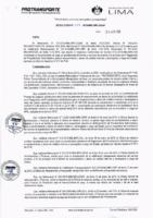 Resolución de la Oficina General de Administración y Finanzas N° 017-2019-MML/IMPL/OGAF