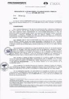 Resolución de la Oficina General de Administración y Finanzas N° 023-2019-MML/IMPL/OGAF