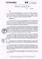 Resolución de la Oficina General de Administración y Finanzas N° 025-2019-MML/IMPL/OGAF