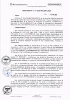 Resolución de la Oficina General de Administración y Finanzas N° 026-2018-MML/IMPL/OGAF