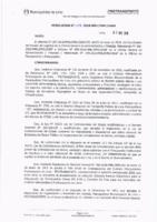Resolución de la Oficina General de Administración y Finanzas N° 027-2018-MML/IMPL/OGAF
