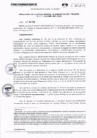 Resolución de la Oficina General de Administración y Finanzas N° 027-2019-MML/IMPL/OGAF