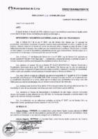 Resolución de la Oficina General de Administración y Finanzas N° 028-2018-MML/IMPL/OGAF