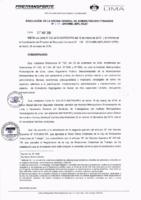 Resolución de la Oficina General de Administración y Finanzas N° 028-2019-MML/IMPL/OGAF