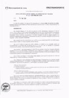 Resolución de la Oficina General de Administración y Finanzas N° 029-2018-MML/IMPL/OGAF