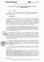 Resolución de la Oficina General de Administración y Finanzas N° 031-2019-MML/IMPL/OGAF