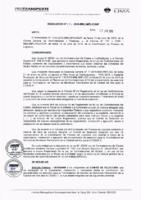 Resolución de la Oficina General de Administración y Finanzas N° 034-2019-MML/IMPL/OGAF