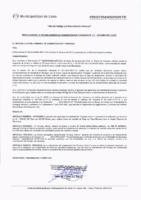 Resolución de la Oficina General de Administración y Finanzas N° 035-2018-MML/IMPL/OGAF