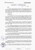 Resolución de la Oficina General de Administración y Finanzas N° 036-2018-MML/IMPL/OGAF