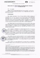 Resolución de la Oficina General de Administración y Finanzas N° 037-2019-MML/IMPL/OGAF