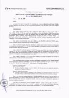 Resolución de la Oficina General de Administración y Finanzas N° 048-2018-MML/IMPL/OGAF