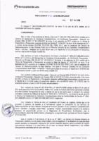 Resolución de la Oficina General de Administración y Finanzas N° 050-2018-MML/IMPL/OGAF