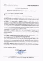Resolución de la Oficina General de Administración y Finanzas N° 054-2018-MML/IMPL/OGAF
