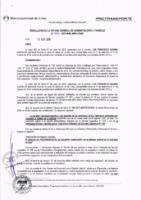 Resolución de la Oficina General de Administración y Finanzas N° 055-2018-MML/IMPL/OGAF