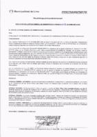 Resolución de la Oficina General de Administración y Finanzas N° 057-2018-MML/IMPL/OGAF