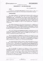 Resolución de la Oficina General de Administración y Finanzas N° 059-2018-MML/IMPL/OGAF