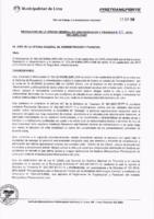 Resolución de la Oficina General de Administración y Finanzas N° 065-2018-MML/IMPL/OGAF