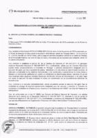 Resolución de la Oficina General de Administración y Finanzas N° 076-2018-MML/IMPL/OGAF