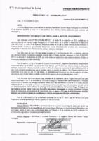 Resolución de la Oficina General de Administración y Finanzas N° 081-2018-MML/IMPL/OGAF