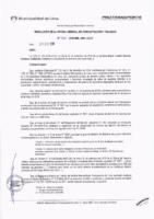 Resolución de la Oficina General de Administración y Finanzas N° 085-2018-MML/IMPL/OGAF