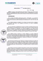 Resolución de Presidencia Ejecutiva N° 048-2019-MML/IMPL/PE