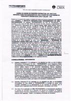 Adenda de Cesión de Posición Contractual del IMPL a favor de la ATU