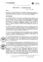 Resolución de la Oficina General de Administración y Finanzas N° 079-2019-MML/IMPL/OGAF