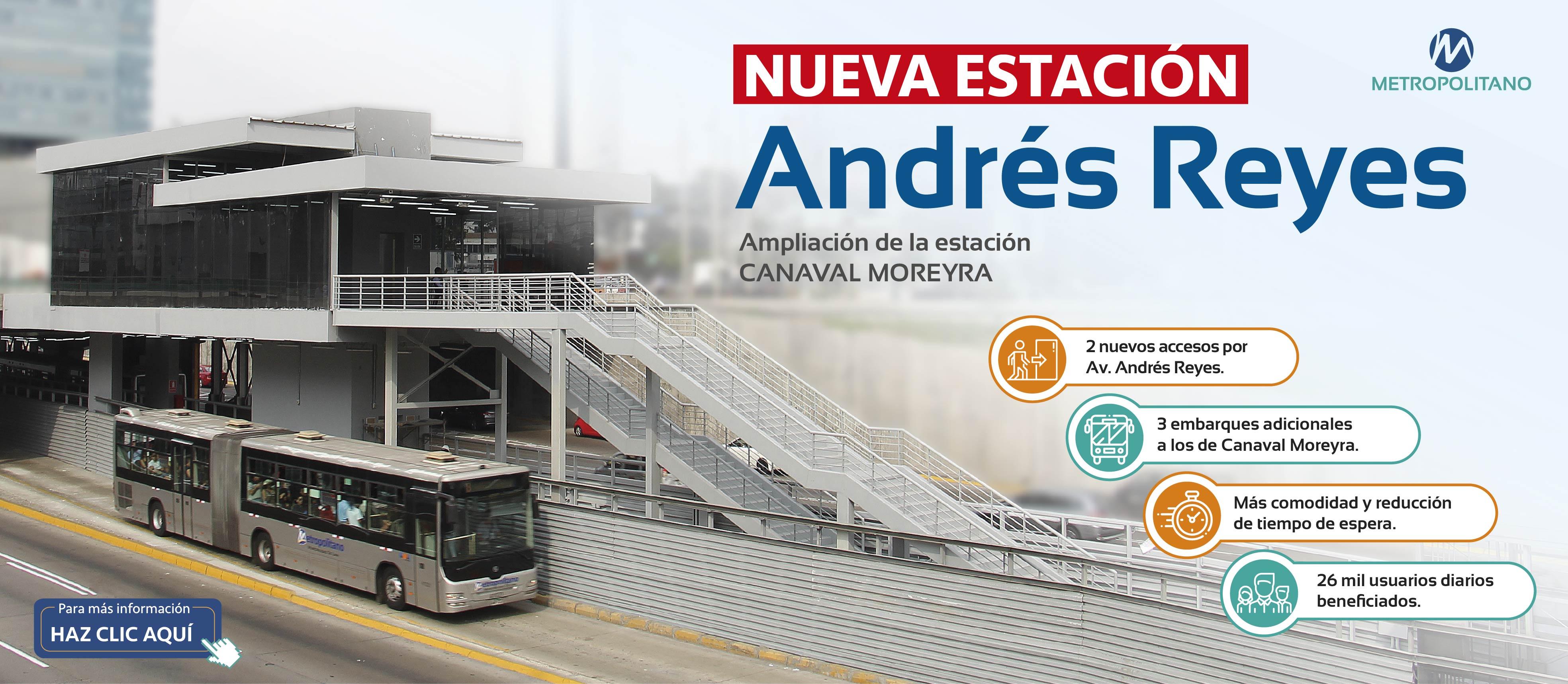 Nueva Estación del Metropolitano