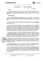 Resolución de Presidencia Ejecutiva N° 049-2019-MML/IMPL/PE
