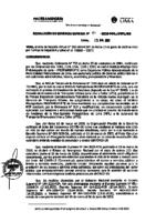 Resolución de Gerencia General N° 051-2020-MML/IMPL/GG